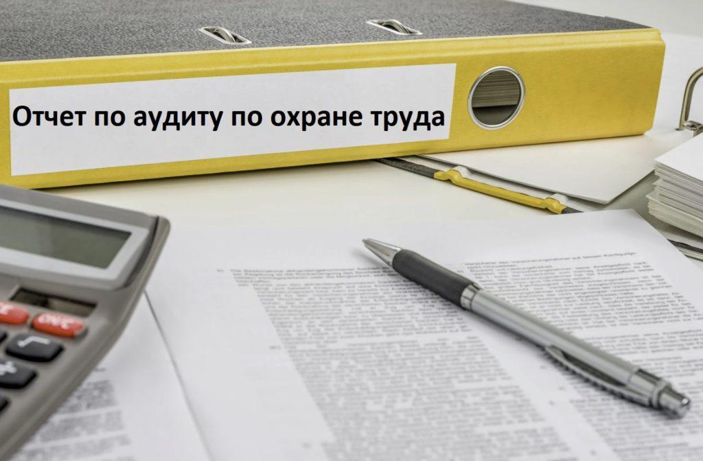 Аудит по охране труда на предприятии (организации)