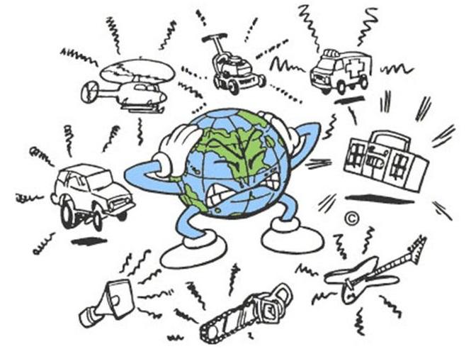 Шумовое загрязнение окружающей среды Казань